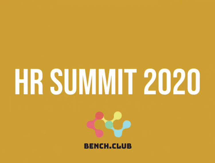 Bench Club organiza el HR SUMMIT 2020